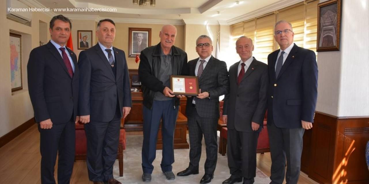 Niğde'de Hayırsever Emekli Öğretmenden TSKGV'ye Ev Bağışı