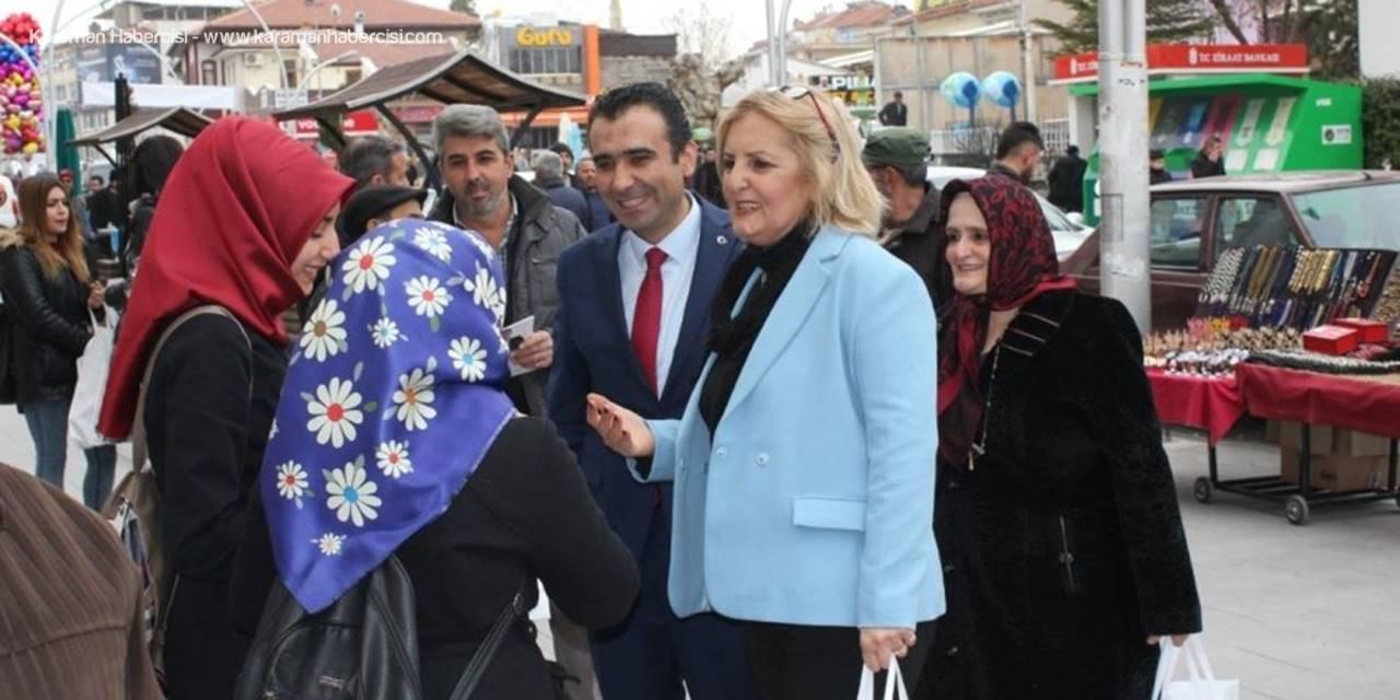 MHP Belediye Başkanı Adayı Savaş Kalaycı'dan Vatandaşlara Jest