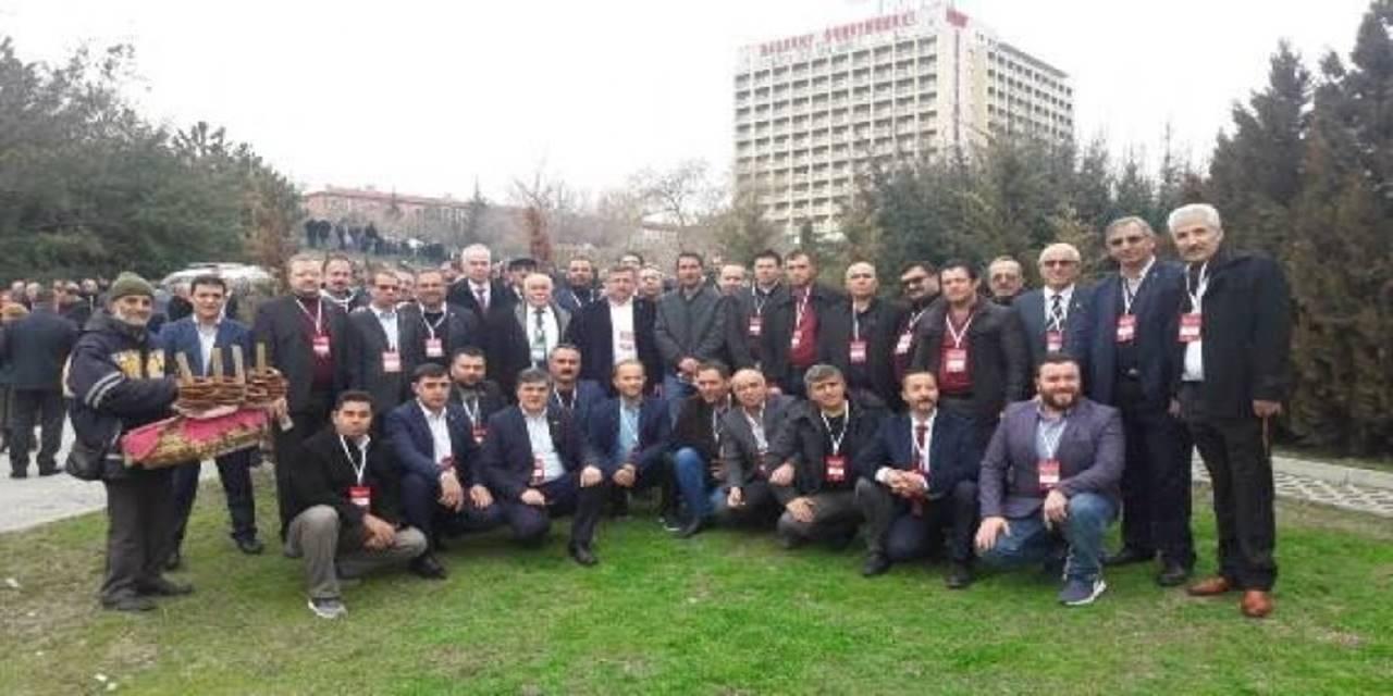 """Ankara'da """"Büyük Esnaf Buluşması"""" Gerçekleştirildi"""
