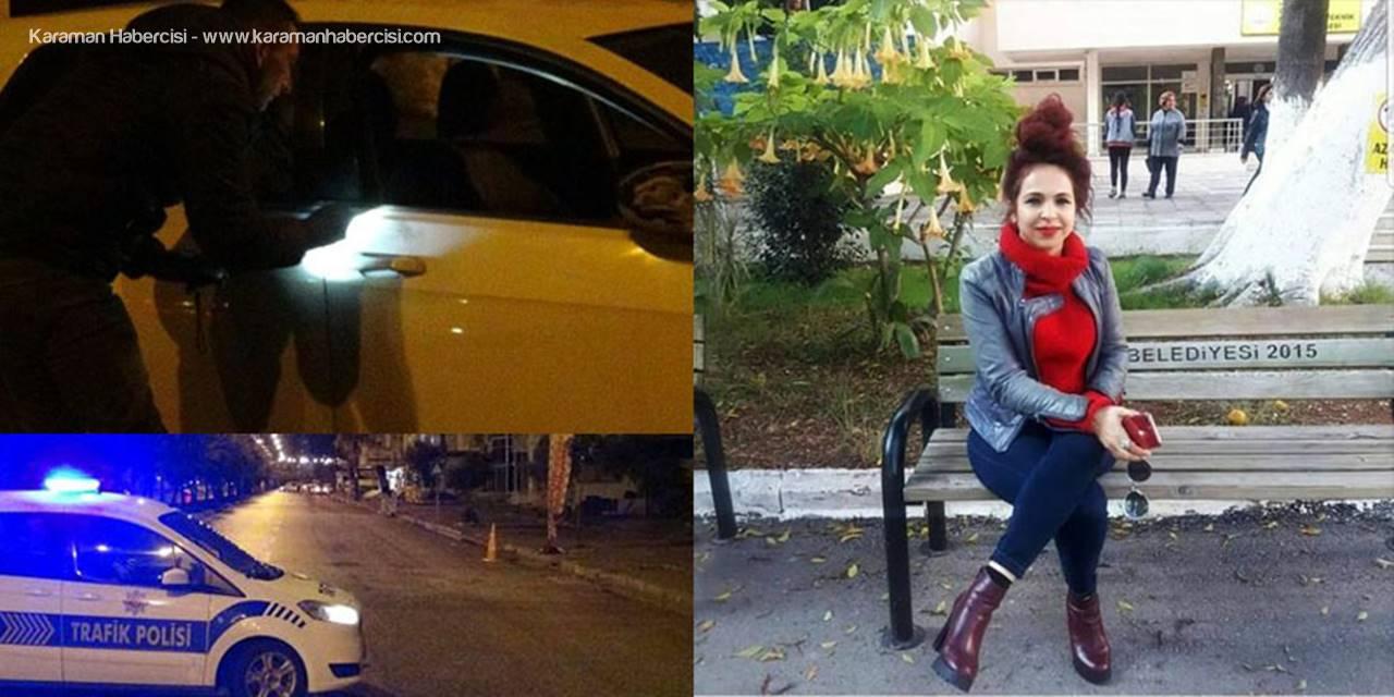 Mersin'de Kocası Önce Kaza Yaptırdı, Sonra Kurşun Yağdırdı