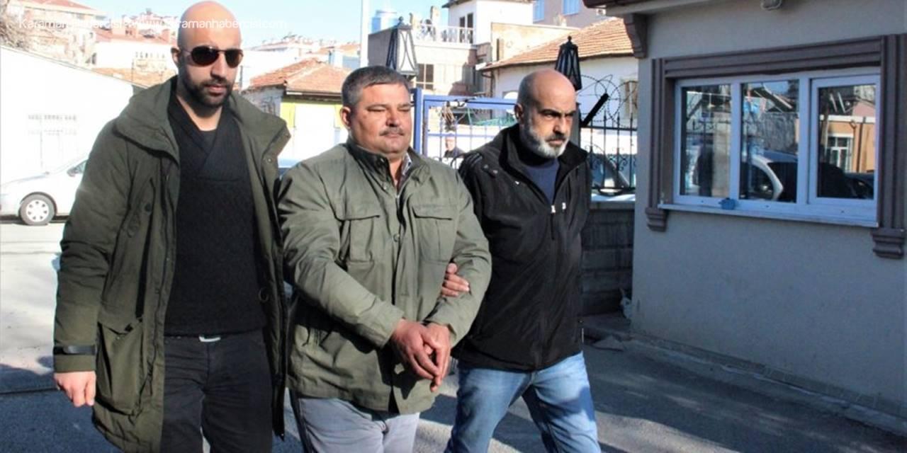 Konya'da Tartıştığı Damadını Silahla Yaraladı