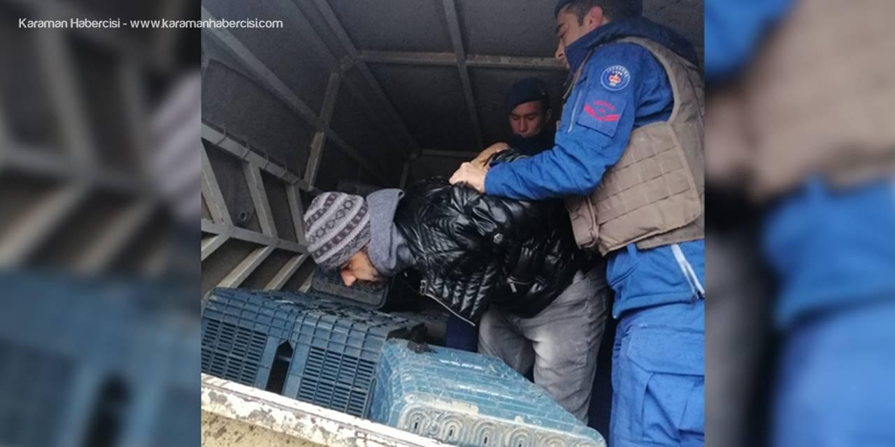 Mersin'de 7 Ayrı Suçtan Aranan Zanlı Yakalandı