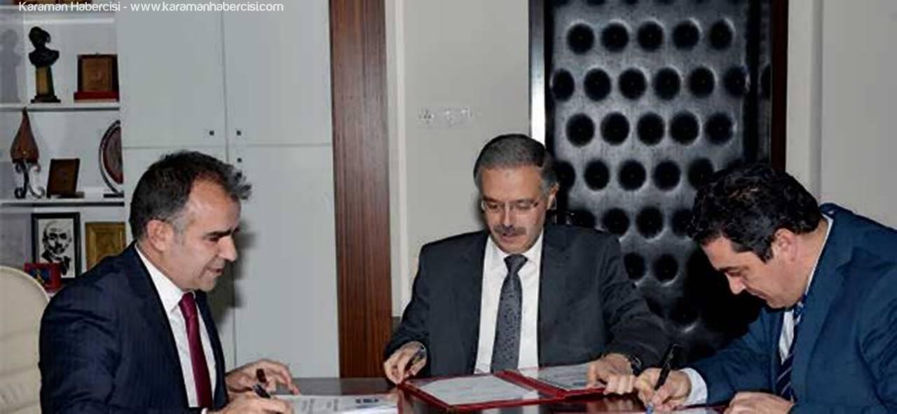 KMÜ ve Bilsem Arasında İşbirliği Protokolü İmzalandı