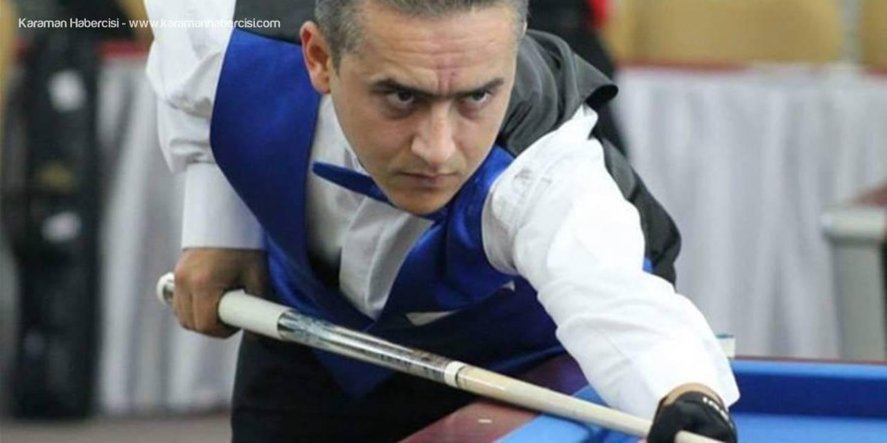 Karaman Gençlik ve Spor Kulübü sporcusu İbrahim Erciyas'tan Türkiye İkinciliği