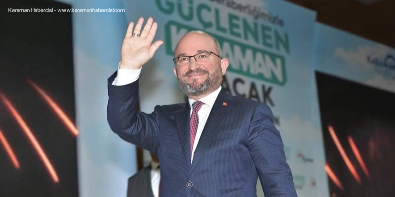 """AK Parti Belediye Başkan Adayı Sami Şahin:""""Dualarımızda Müslüman Kardeşlerimizi Unutmayalım"""""""