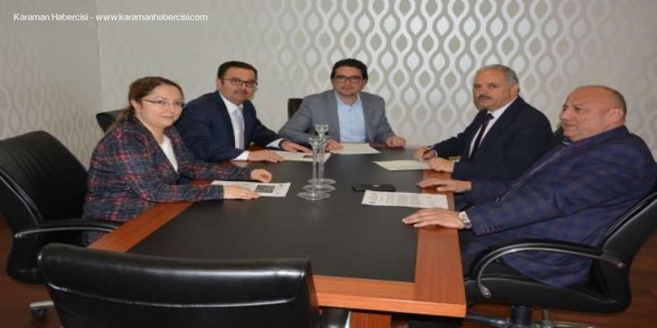 Karaman'da İstihdam Seferberliği Başladı