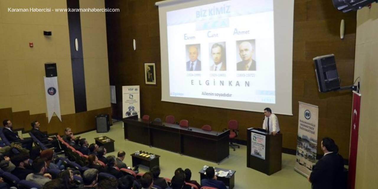 KMÜ Enerji Verimliliği Merkezi Kırıkkale'de Tanıtıldı