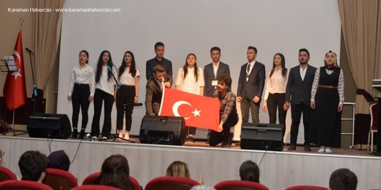 KMÜ Öğrencileri Mehmet Akif Ersoy'u Andı