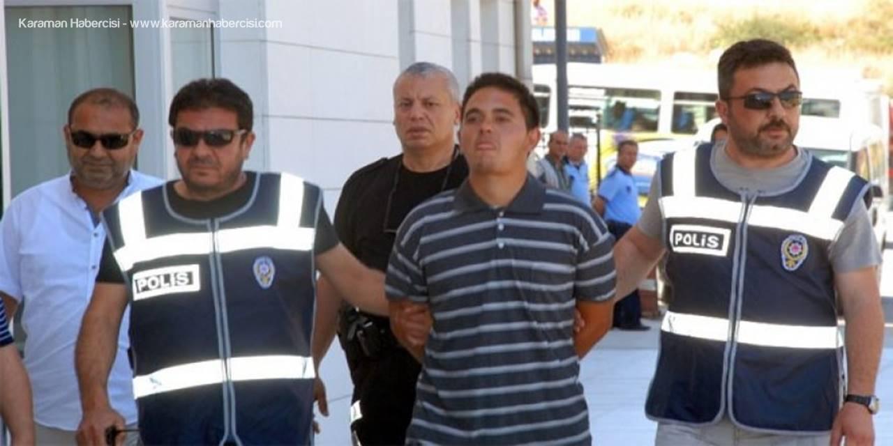Mersin'de Üvey Annesini Başını Keserek Öldüren Gence Ağırlaştırılmış Müebbet Hapis