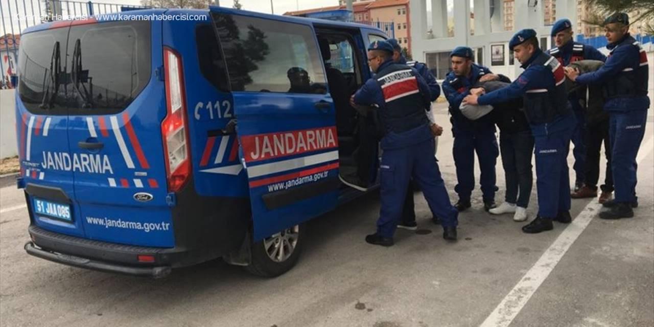 Niğde'de Suç Çetesi Jandarmadan Kaçamadı
