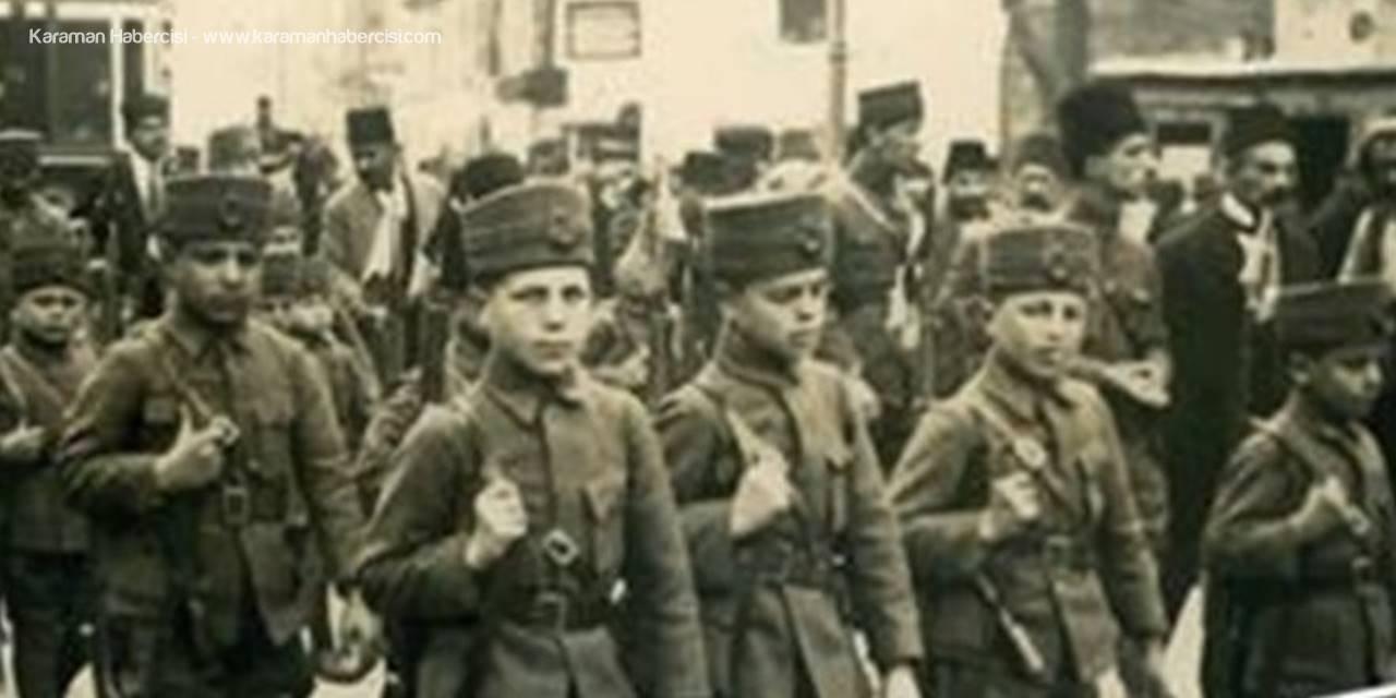 Karaman'da Lise Öğrencilerinden Şiir Okuma Yarışması