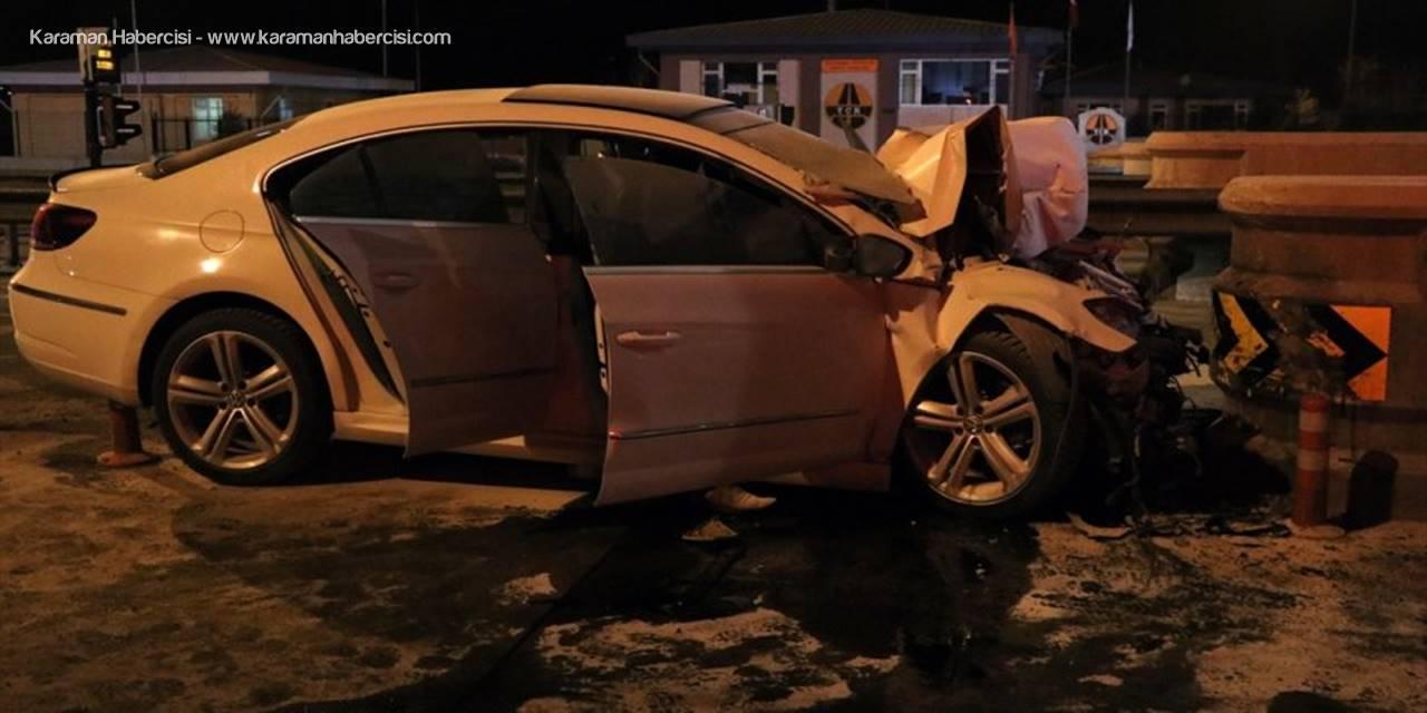 Niğde'de Yaşanan Trafik Kazasında Karamanlı 2 Kişi Öldü
