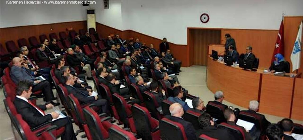 Yılın İlk Koordinasyon Kurulu Toplantısı Yapıldı