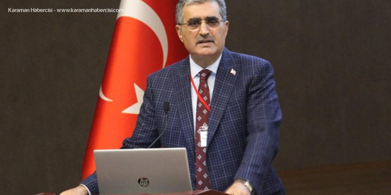 PANKOBİRLİK Yönetim Kurulu Başkanı Recep Konuk'dan Çanakkale Zaferi Mesajı