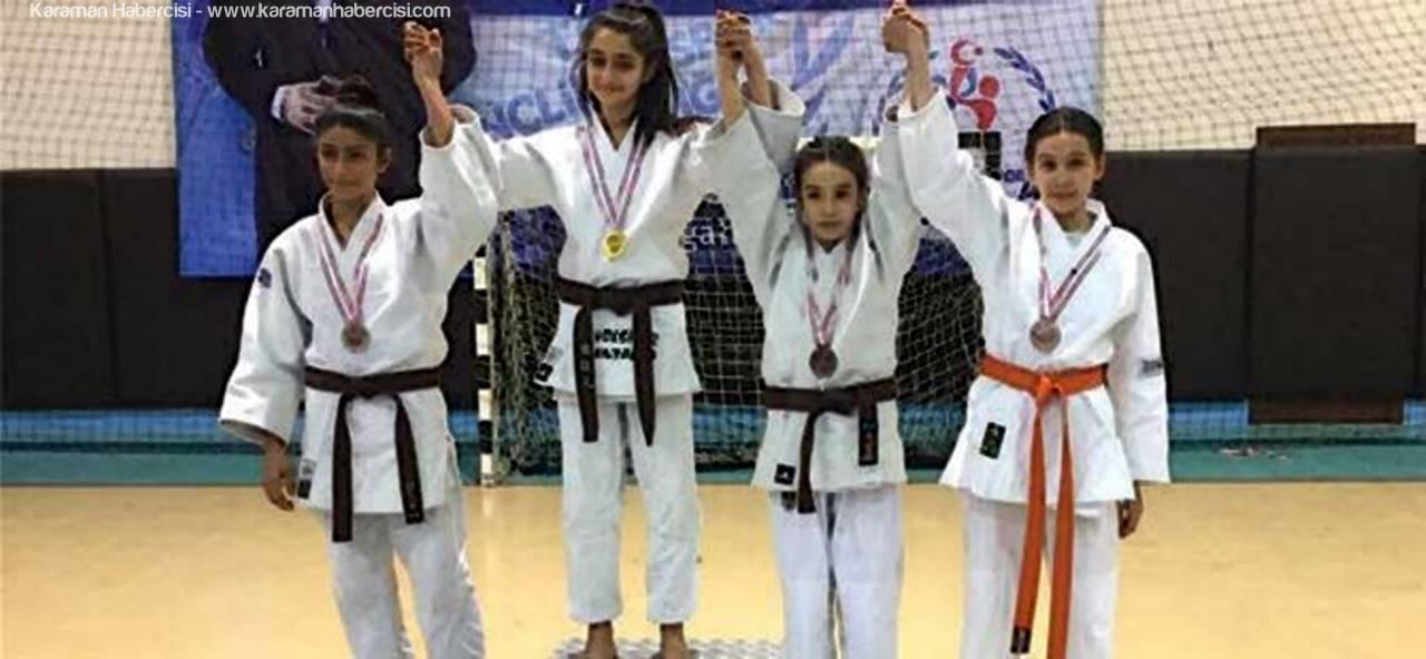 Karaman Judo Ekibi Yarı Finalde