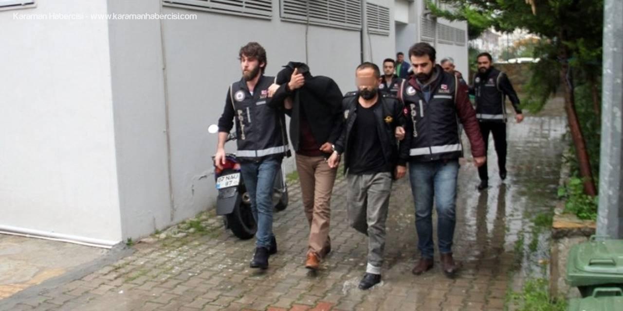 Antalya'da Uyuşturucu Tacirlerine Ceza Yağdı