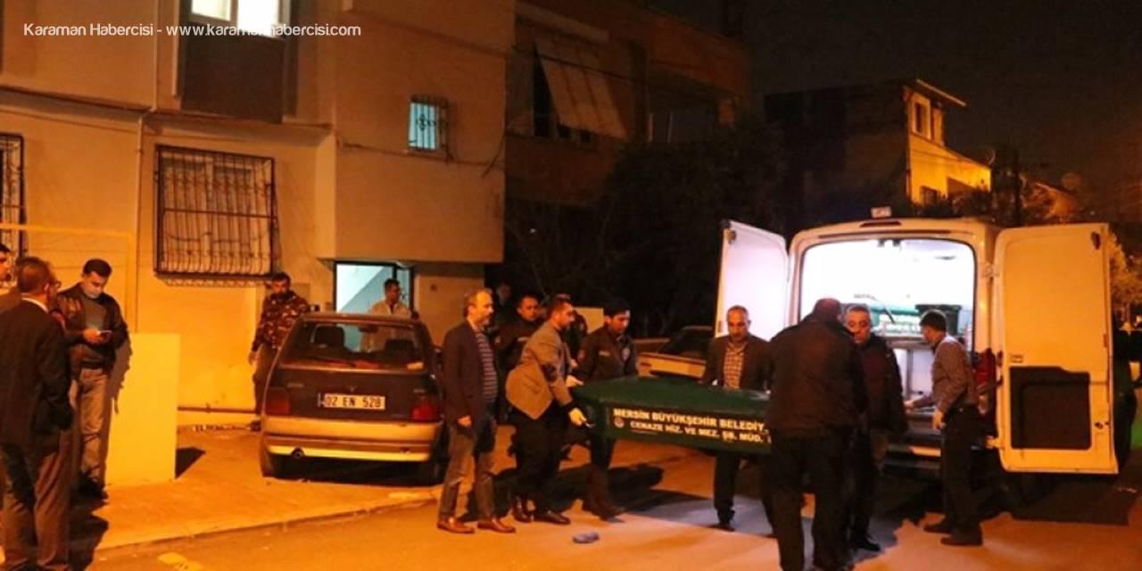 Mersin'de Tartıştığı Anne Ve Babasını Bıçaklayarak Öldürdü