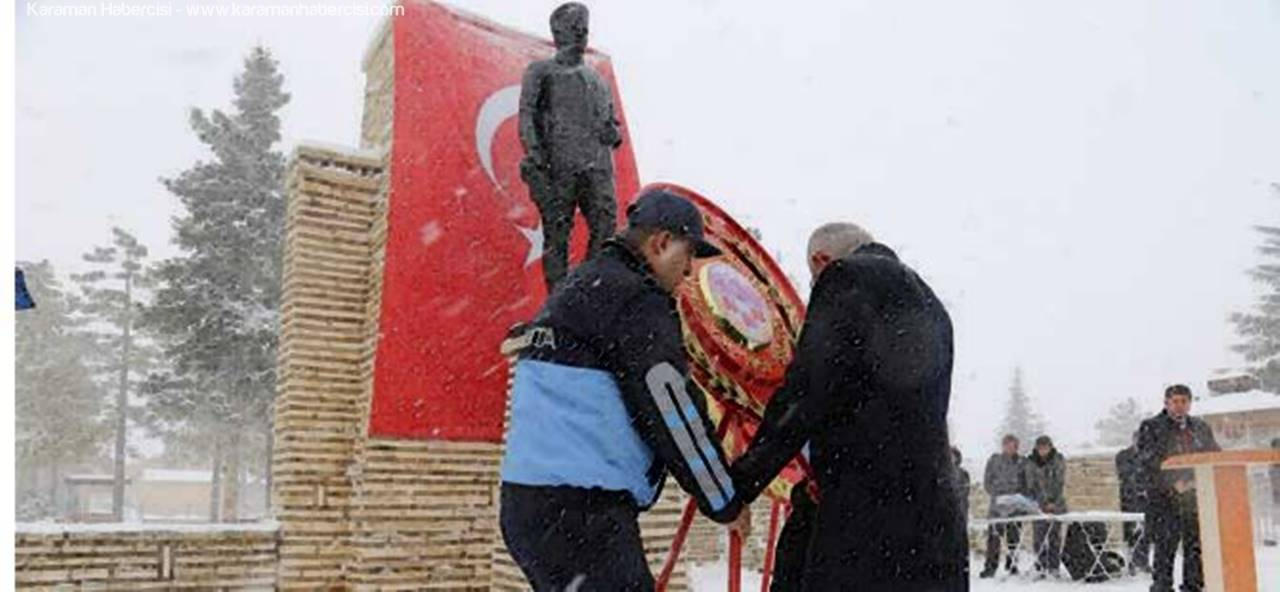 Şark Fatihi Kazımkarabekir Paşa Törenle Anıldı