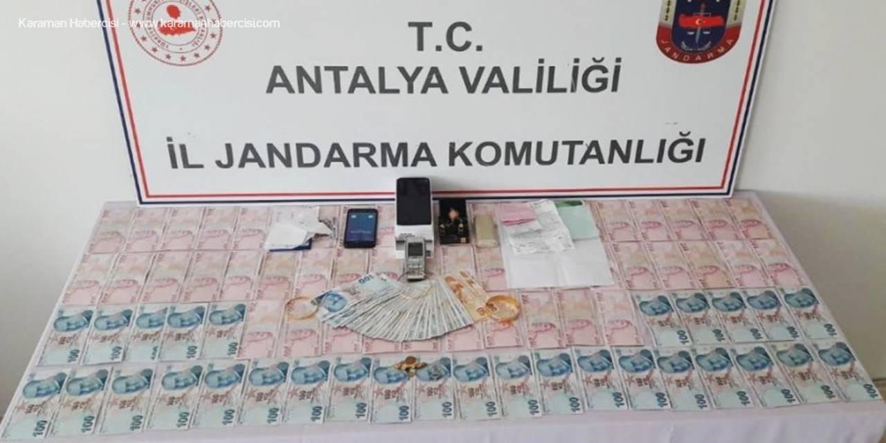 Antalya'da Telefon Dolandırıcılığına 4 Gözaltı