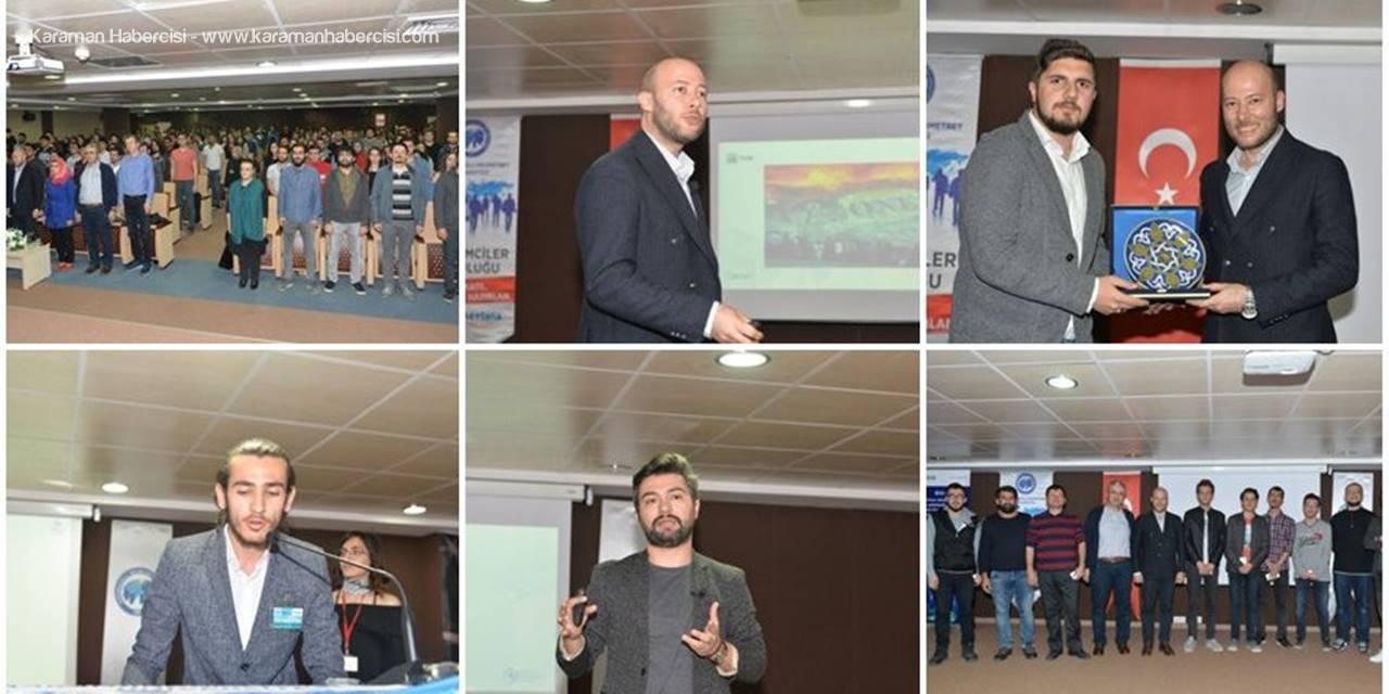 KMÜ'de Dijital Okuryazarlık Eğitimi Verildi