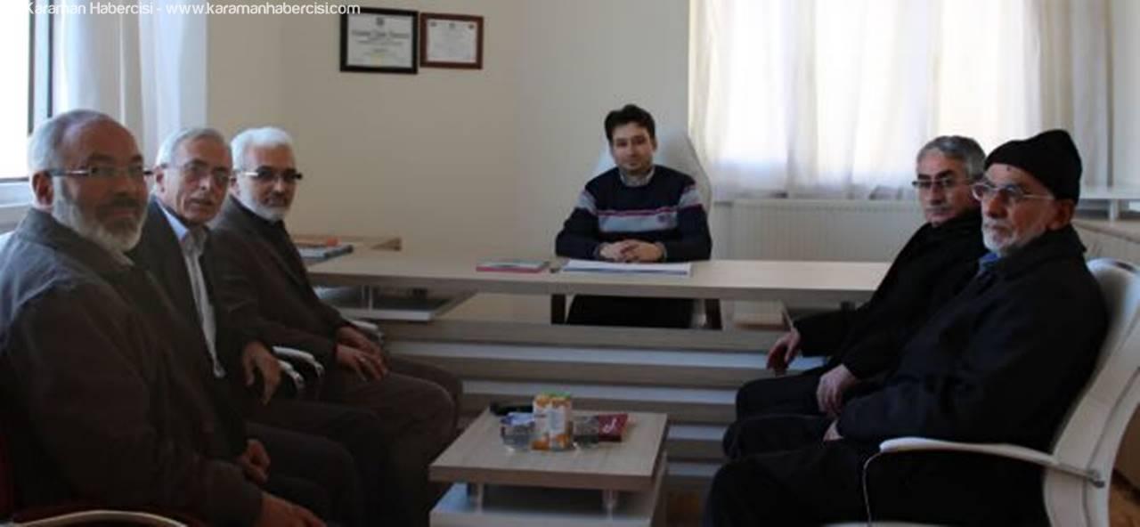Saadet Partisi İl Yönetiminden Hayırlı Olsun Ziyareti