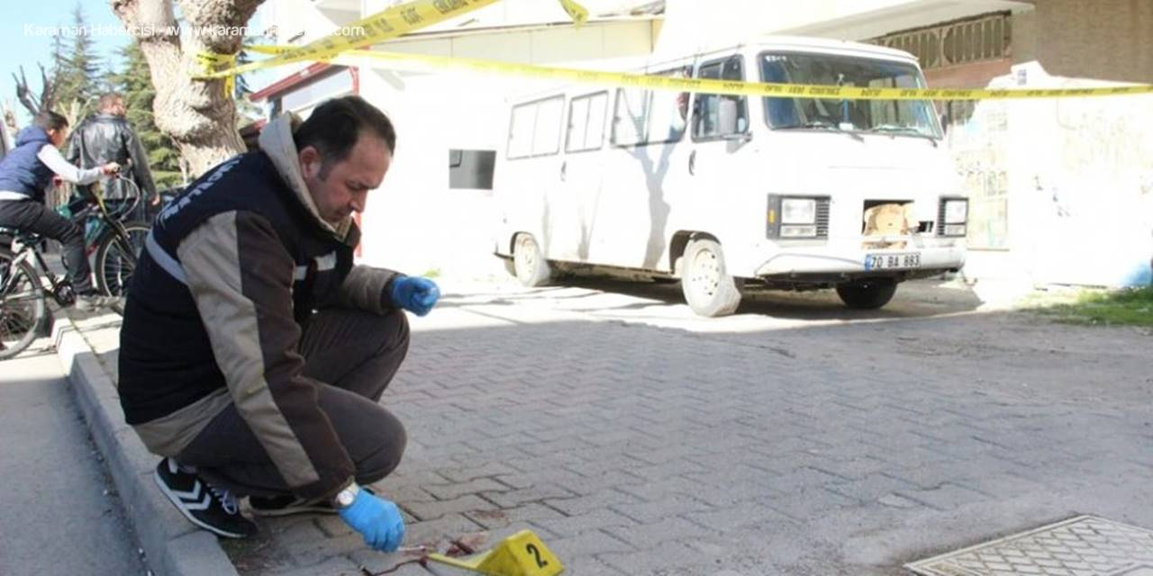 Karaman'daki Bıçaklı Kavga da Yaralanan Genç Hayatını Kaybetti