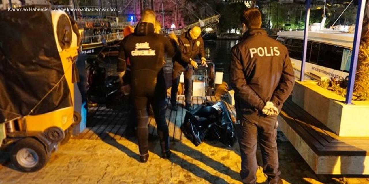 Antalya'da Falezlerden Düşen Genç Kadın Hayatını Kaybetti