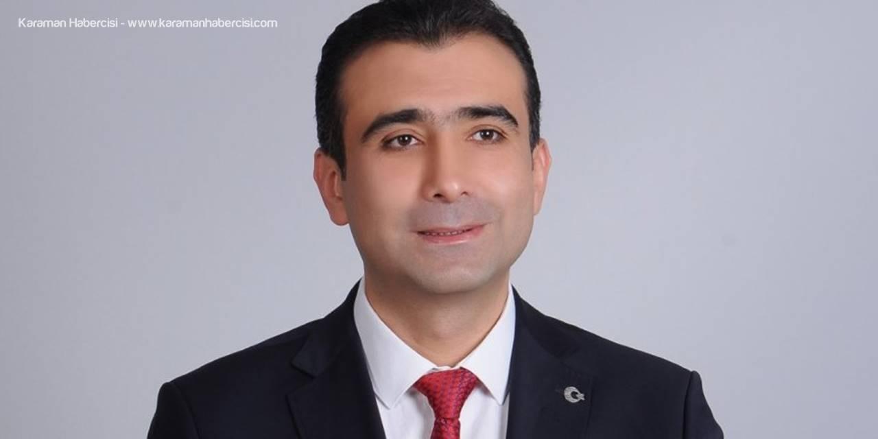 MHP Belediye Başkan Adayı Savaş Kalaycı'dan Karaman'a Büyük Söz