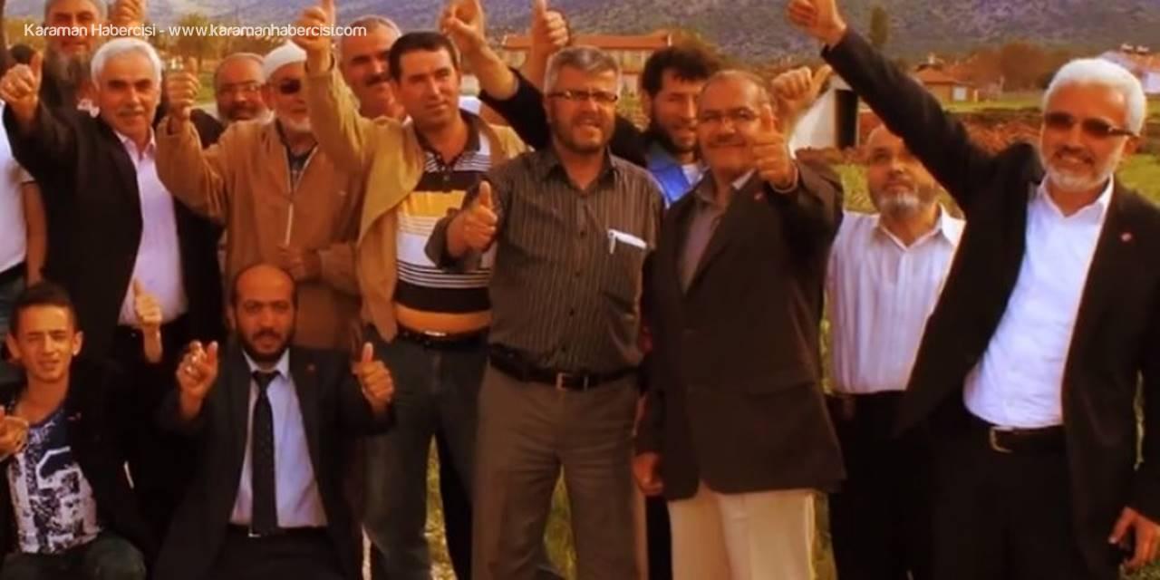 Saadet Partisi Belediye Başkan Adayı Şaban Şahin'den Mesaj Klip