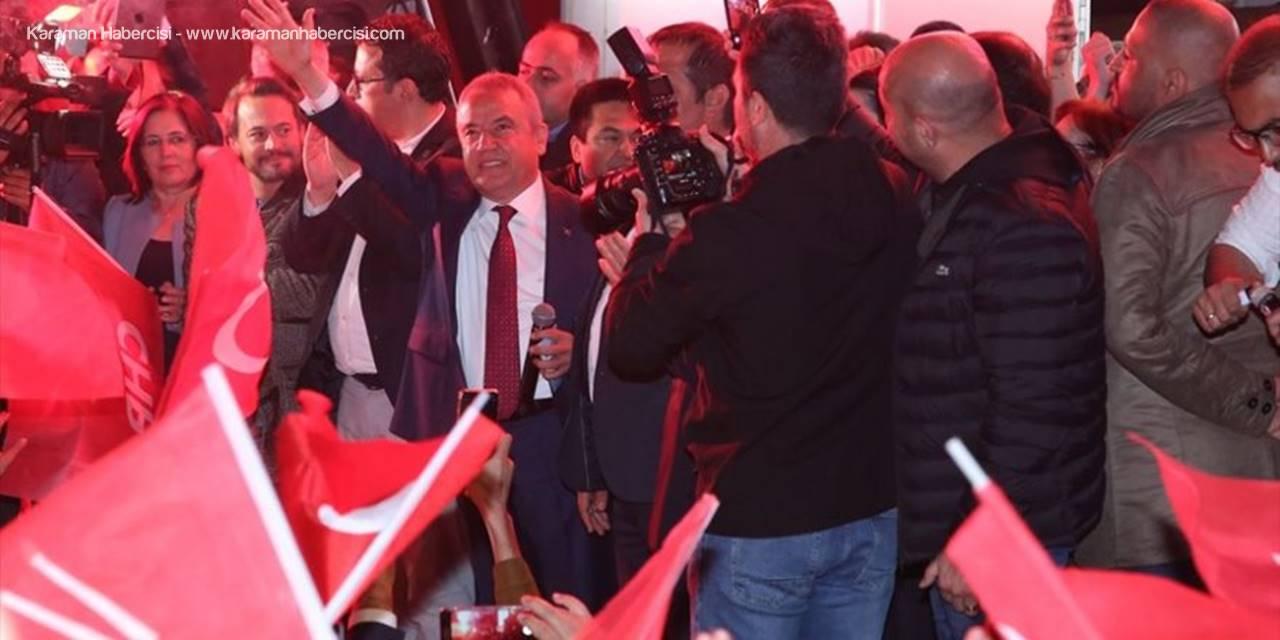 Antalya'da Seçim Sonuçları Sevindirdi