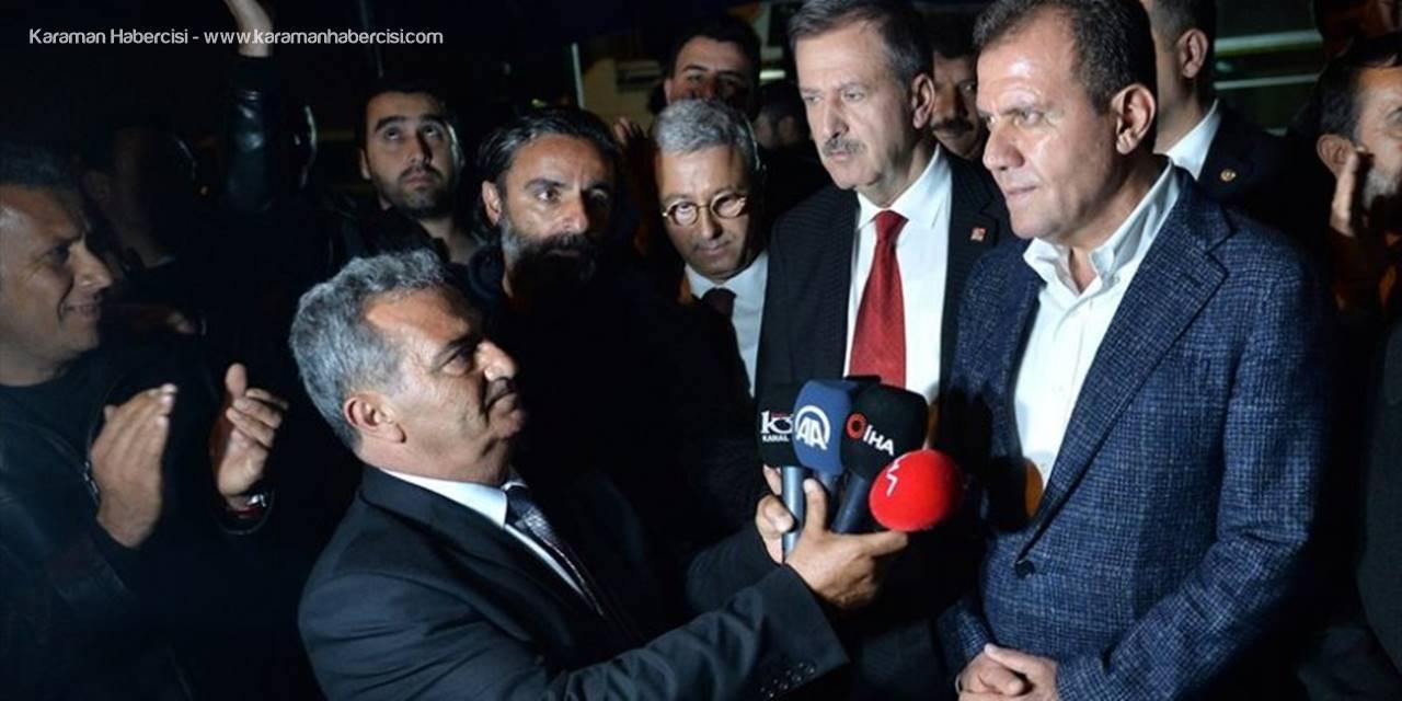 CHP Mersin Büyükşehir Belediye Başkanlığını Vahap Seçer Kazandı