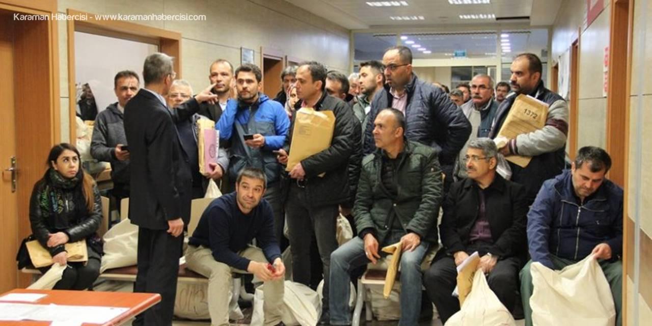 AK Parti'den Karaman'daki Seçim Sonuçlarına İtiraz