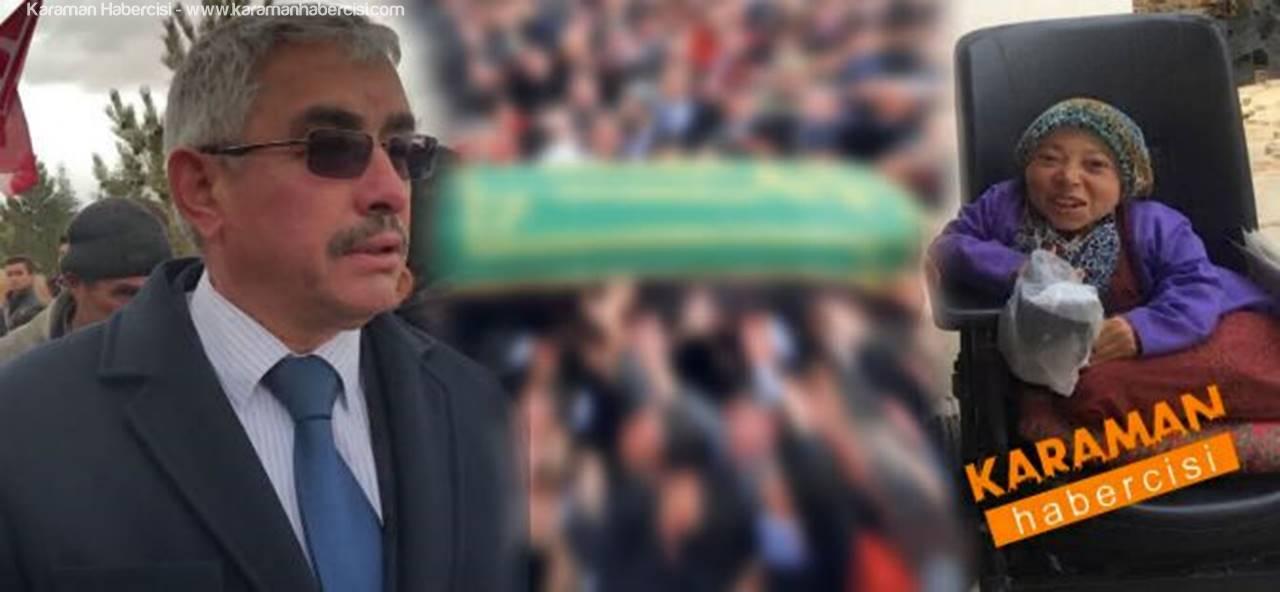 Başkan Alanlı'nın Acı Günü
