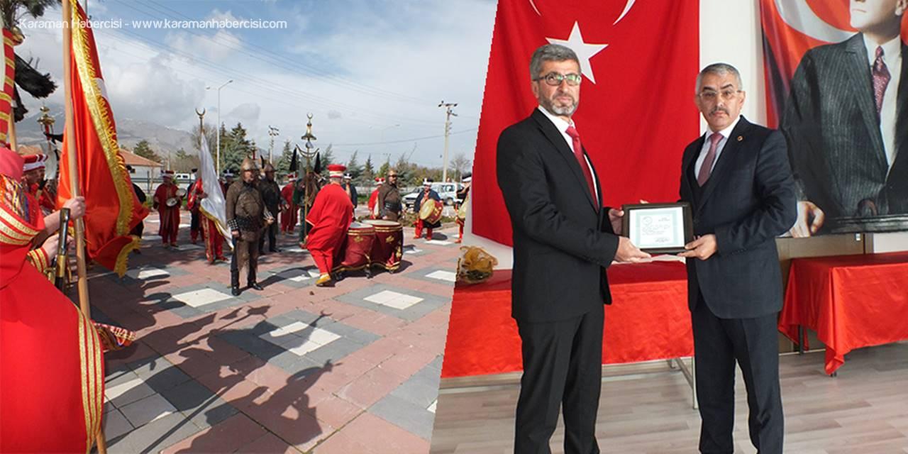 Kazımkarabekir Belediye Başkanı Recep Boyacıoğlu Göreve Başladı