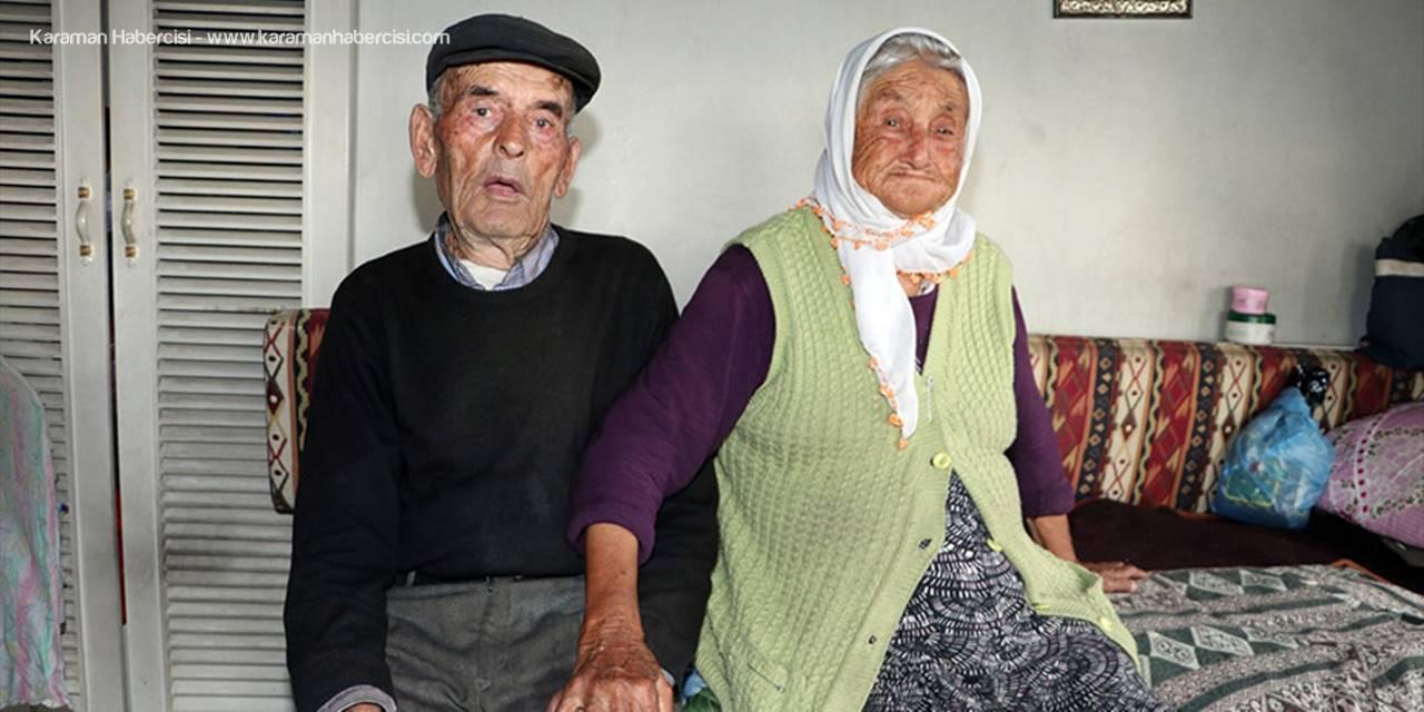Acısıyla tatlısıyla 60 yıllık birliktelik