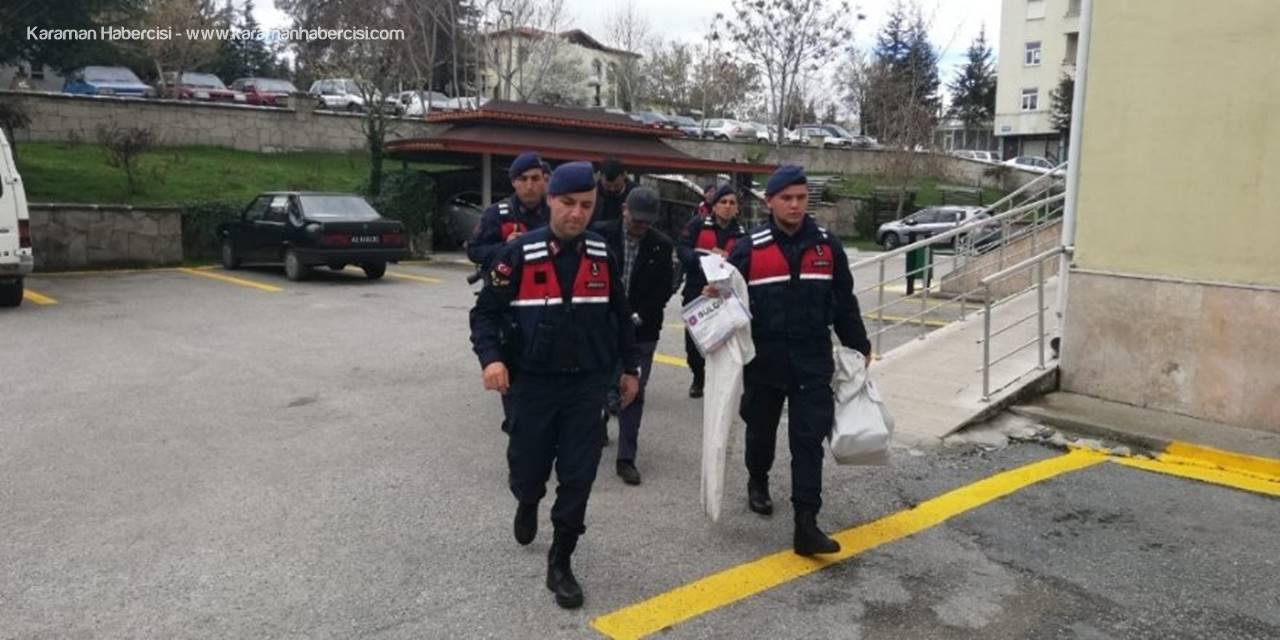 Konya'da Silah Operasyonunda Gözaltına Alınan Fabrika Sahibi Tutuklandı