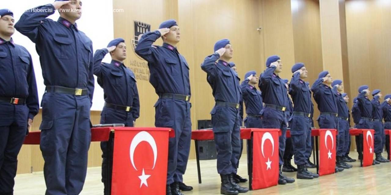 Karaman'da Askerlere Yemin Töreni Düzenlendi