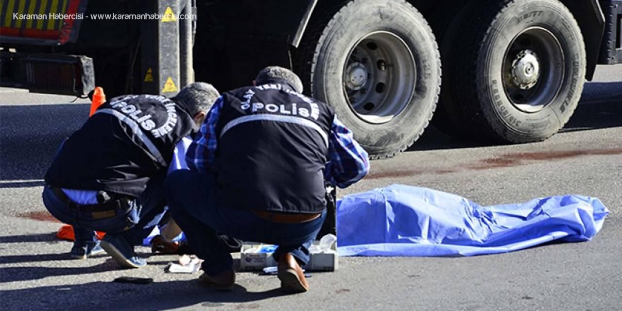 Mersin'de Araç Çaldı, Adana'da Ölü Bulundu