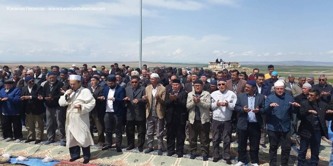 Konya'da Yağmur Duası