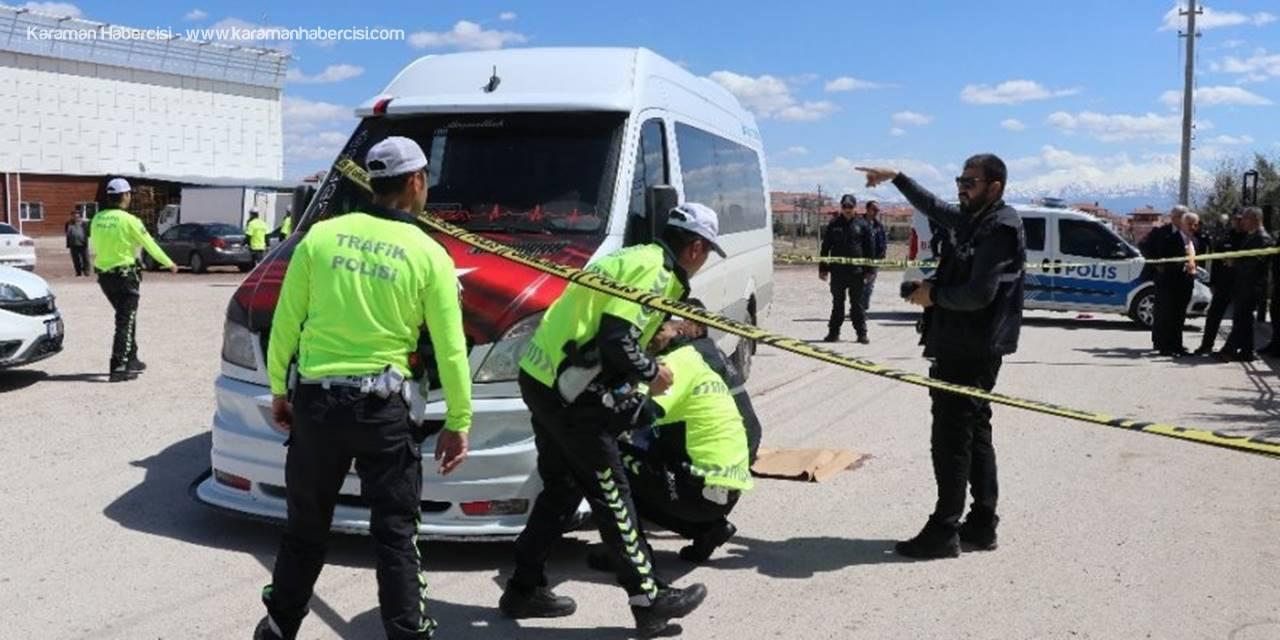 Aksaray'da Öğrencinin Öldüğü Kazadaki Sürücü Tutuklandı