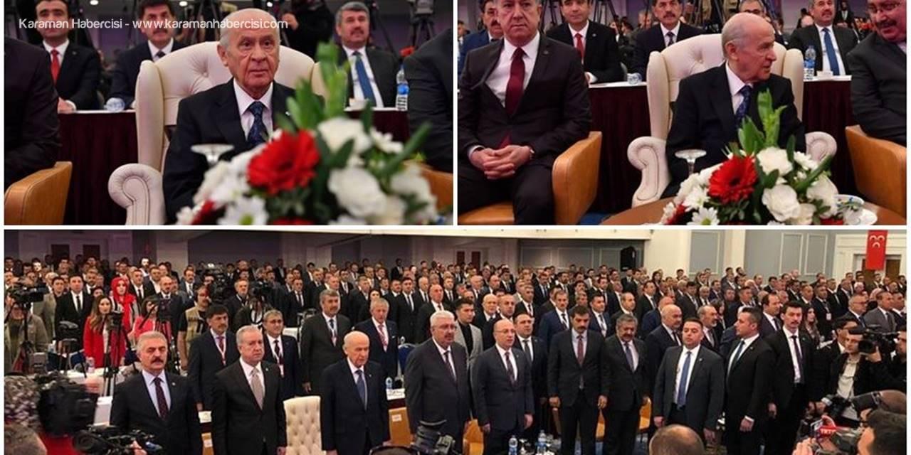 MHP Genel Merkezi Tarafından Düzenlenen Belediye Başkanları Toplantısı