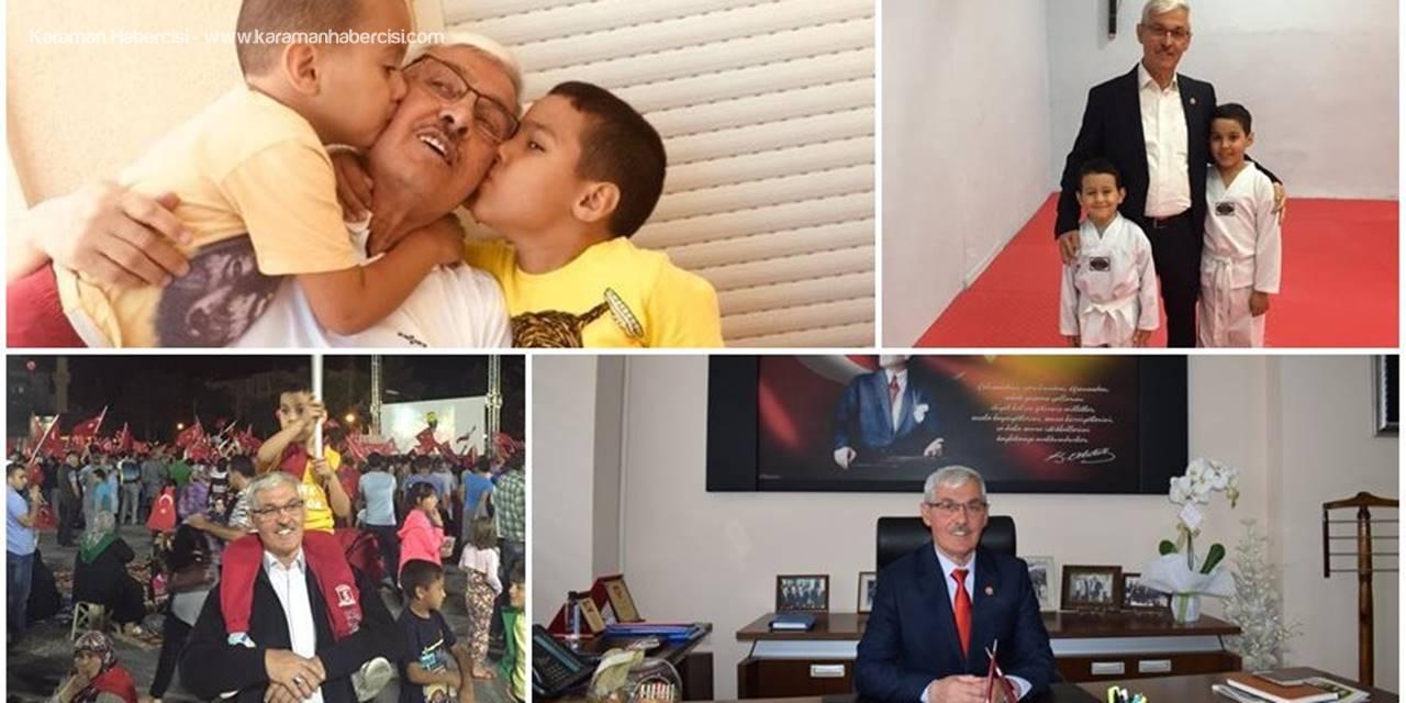 Karaman İl Genel Meclis Başkanı Adem Kapar'dan 23 Nisan Mesajı