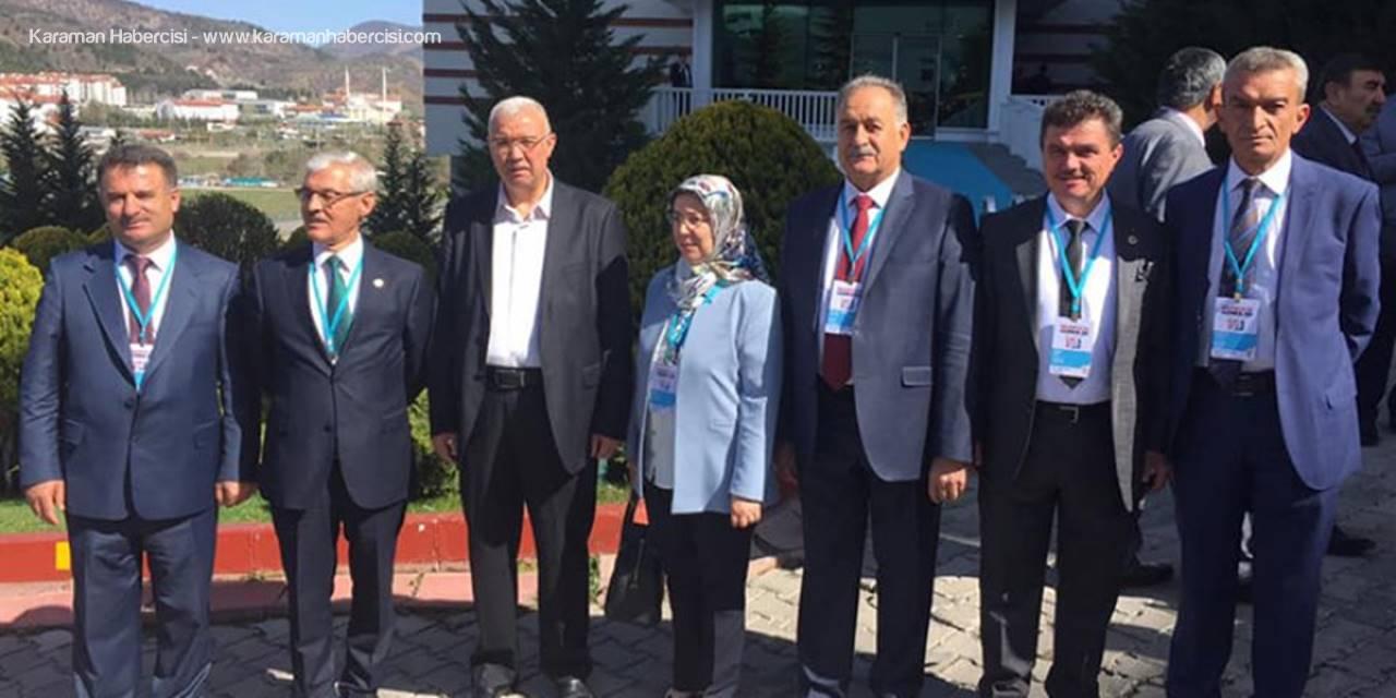 Karaman'da AK Parti Teşkilatına Sakin İsim