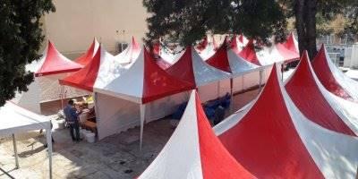 Karaman'da Fuar Alanı ve Alışveriş Festivali Yoğun İlgi