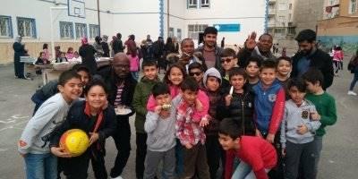 Karaman'da Yabancı Uyruklu Öğrencilere Gezi Düzenlendi