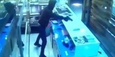 Mersin'de Soyguncu Polise 2 Kez Ağırlaştırılmış Müebbet