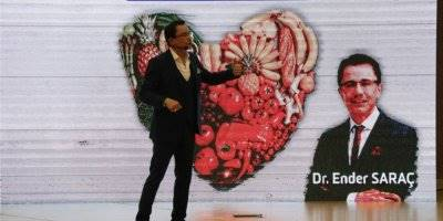 Dr. Ender Saraç Karaman'da