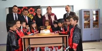Minik Öğrencilerden Karaman'da Sevgi Dolu Program