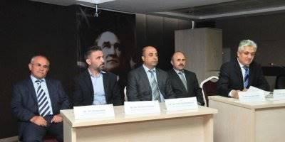 KMÜ'de Trafik, Çevre ve Enerji Verimliliği Paneli
