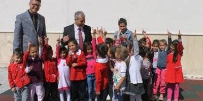 Karaman İl Milli Eğitim Müdür V. Abdurrahman Kurt'dan Akçaşehir'e Ziyaret